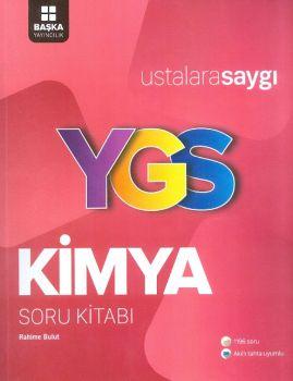 Başka Yayıncılık YGS Ustasından Kimya Soru Bankası
