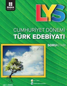 Başka Yayıncılık LYS Cumhuriyet Dönemi Türk Edebiyatı Soru Kitabı