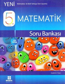 Başka Yayıncılık 5. Sınıf Matematik Çek Kopar Soru Bankası