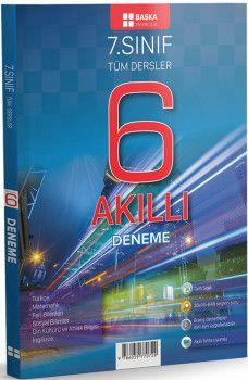 Başka Yayıncılık 7. Sınıf Tüm Dersler 6 Akıllı Deneme