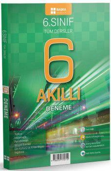 Başka Yayıncılık 6. Sınıf Tüm Dersler 6 Akıllı Deneme