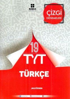 Başka Yayıncılık YKS 1. Oturum TYT Türkçe 19 Çizgi Denemeleri