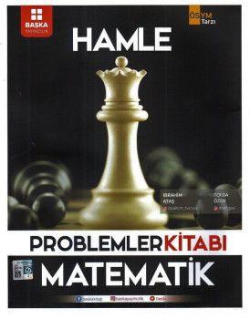 Başka Yayıncılık ÖSYM Tarzı Hamle Matematik Problemler Kitabı