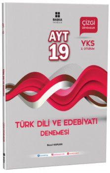 Başka Yayıncılık YKS 2. Oturum AYT Türk Dili ve Edebiyatı 19 Çizgi Denemesi