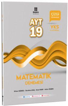 Başka Yayıncılık YKS 2. Oturum AYT Matematik 19 Çizgi Denemesi