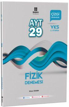 Başka Yayıncılık YKS 2. Oturum AYT Fizik 29 Çizgi Denemesi