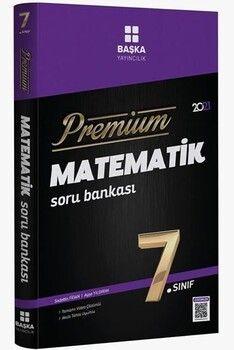 Başka Yayıncılık 7. Sınıf Matematik Premium Soru Bankası