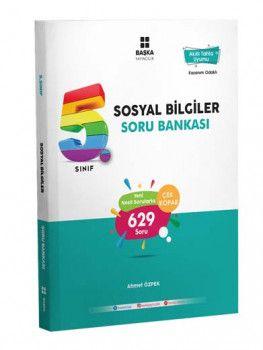Başka Yayıncılık 5. Sınıf Sosyal Bilgiler Soru Bankası