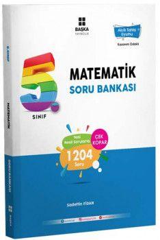 Başka Yayıncılık 5. Sınıf Matematik Soru Bankası