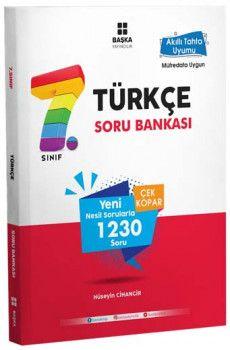 Başka Yayıncılık 7. Sınıf Türkçe Soru Bankası