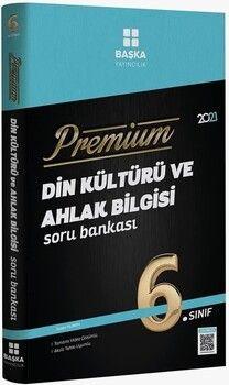 Başka Yayıncılık6. Sınıf Din Kültürü ve Ahlak Bilgisi Premium Soru Bankası