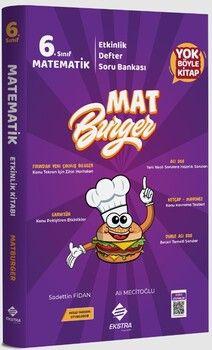 Başka Yayıncılık 6. Sınıf Matematik Matburger Soru Bankası