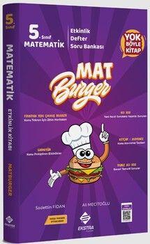 Başka Yayıncılık 5. Sınıf Matematik Matburger Soru Bankası