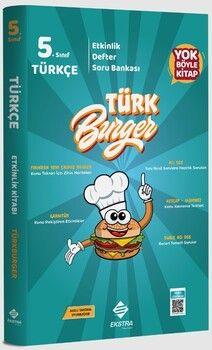 Başka Yayıncılık 5. Sınıf Türkçe Türkburger Soru Bankası