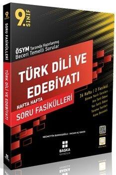 Başka Yayıncılık 9. Sınıf Türk Dili ve Edebiyatı Soru Fasikülleri 2 Fasikül
