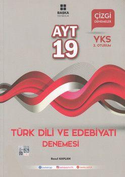 Başka Yayınları AYT Türk Dili ve Edebiyatı 19 Denemesi