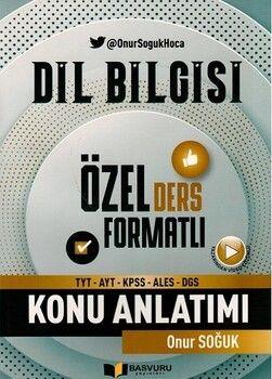 Başvuru Yayınları TYT AYT KPSS ALES DGS Dil Bilgisi Konu Anlatımı