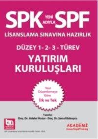 Bankacılık Akademi SPK SPF Lisanslama Sınavlarına Hazırlık Yatırım Kuruluşları