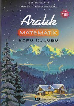 Barış Ayhan Yayınları TYT AYT Aralık Matematik Soru Kulübü