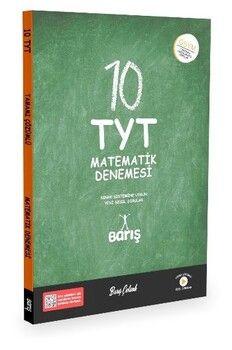 Barış Çelenk TYT Matematik 10 Denemesi