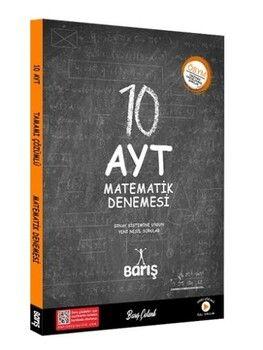 Barış Yayınları AYT 10 Matematik Denemesi