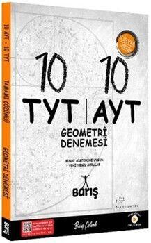 Barış Yayınları 2021 TYT AYT Geometri 10X10 Denemesi
