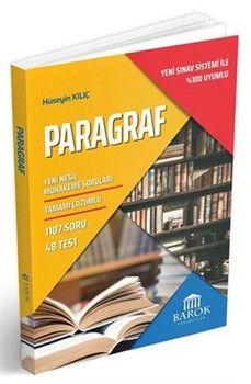 Barok Yayıncılık Paragraf Soru Bankası