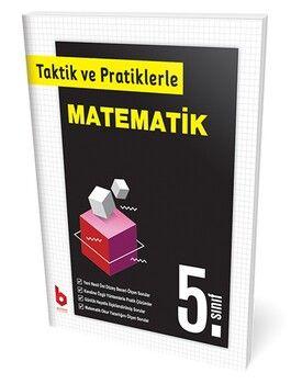 Basamak Yayınları 5. Sınıf Taktik ve Pratiklerle Matematik