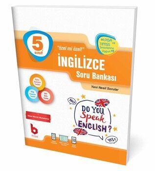 Basamak Yayınları 5. Sınıf İngilizce Soru Bankası