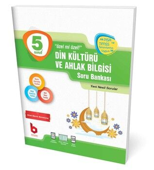 Basamak Yayınları 5. Sınıf Din Kültürü ve Ahlak Bilgisi Soru Bankası