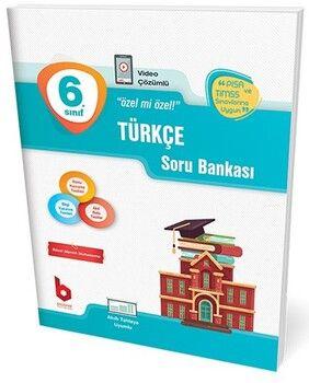 Basamak Yayınları 6. Sınıf Türkçe Soru Bankası
