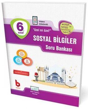 Basamak Yayınları 6. Sınıf Sosyal Bilgiler Soru Bankası