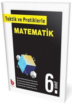 Basamak Yayınları 6. Sınıf Taktik ve Pratiklerle Matematik