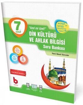 Basamak Yayınları 7. Sınıf Din Kültürü ve Ahlak Bilgisi Soru Bankası