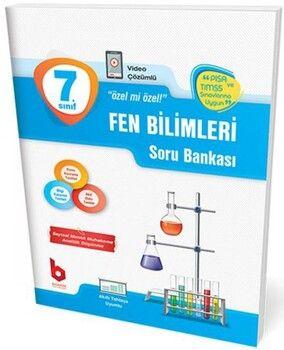 Basamak Yayınları 7. Sınıf Fen Bilimleri Soru Bankası