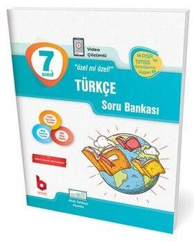 Basamak Yayınları 7. Sınıf Türkçe Soru Bankası