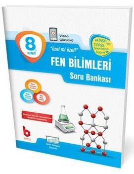 Basamak Yayınları 8. Sınıf Fen Bilimleri Soru Bankası