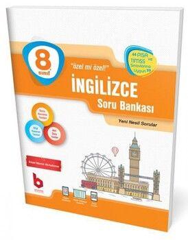 Basamak Yayınları 8. Sınıf İngilizce Soru Bankası