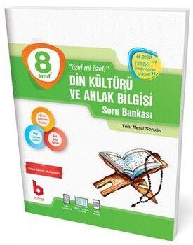 Basamak Yayınları 8. Sınıf Din Kültürü ve Ahlak Bilgisi Soru Bankası