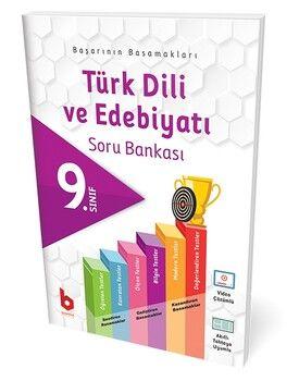 Basamak Yayınları 9. Sınıf Türk Dili ve Edebiyatı Soru Bankası