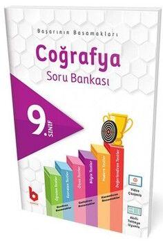 Basamak Yayınları 9. Sınıf Coğrafya Soru Bankası