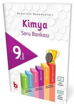 Basamak Yayınları 9. Sınıf Kimya Soru Bankası