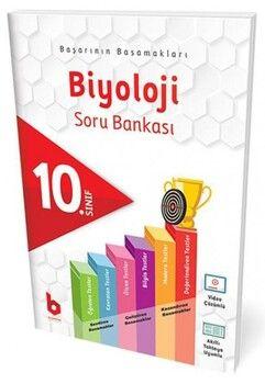 Basamak Yayınları 10. Sınıf Biyoloji Soru Bankası