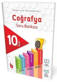 Basamak Yayınları 10. Sınıf Coğrafya Soru Bankası