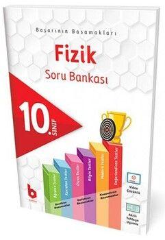 Basamak Yayınları 10. Sınıf Fizik Soru Bankası