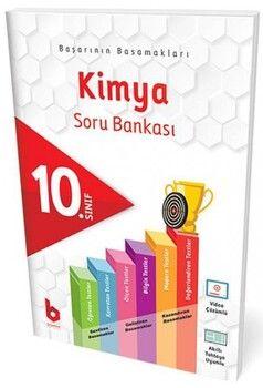 Basamak Yayınları 10. Sınıf Kimya Soru Bankası