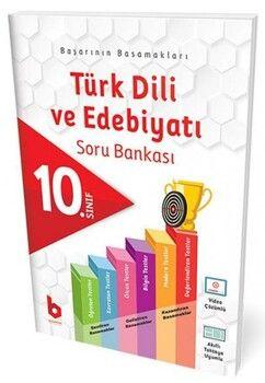 Basamak Yayınları 10. Sınıf Türk Dili ve Edebiyatı Soru Bankası