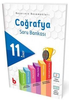 Basamak Yayınları 11. Sınıf Coğrafya Soru Bankası