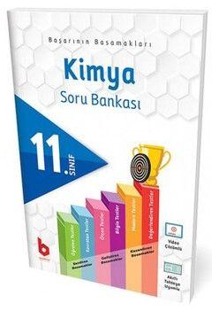 Basamak Yayınları 11. Sınıf Kimya Soru Bankası