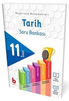Basamak Yayınları 11. Sınıf Tarih Soru Bankası